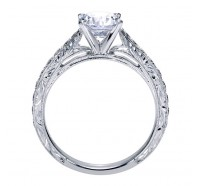 Genesis Designs  W-ER7529 Engagement Ring
