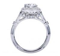 Genesis Designs  W-ER7924 Engagement Ring
