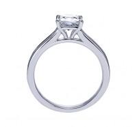 Genesis Designs  W-ER8053 Engagement Ring