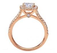 Genesis Designs  W-ER8152 Engagement Ring