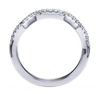 Genesis Designs  WB5795 Wedding Ring