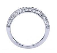 Genesis Designs  WB6522 Wedding Ring