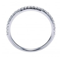 Genesis Designs  WB7252WG Wedding Ring