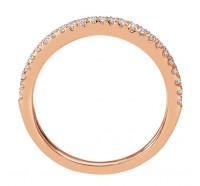 Genesis Designs  WB8152K Wedding Ring
