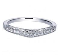 Genesis Designs  WB8805 Wedding Ring