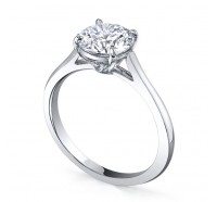 Classic Solitaire  Gen1516 Engagement Ring