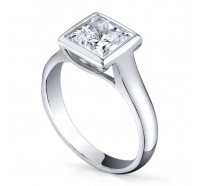 Classic Solitaire  Gen184 Engagement Ring