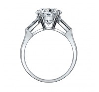Red Carpet  Gen5082 Engagement Ring