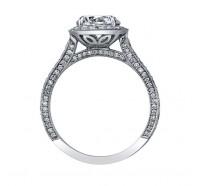 Red Carpet  Gen6746 Engagement Ring