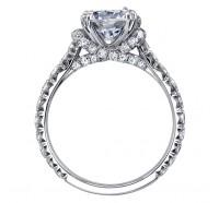 Red Carpet  Gen6895 Engagement Ring