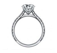 Red Carpet  Gen7276 Engagement Ring