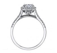 Red Carpet  Gen7601 Engagement Ring