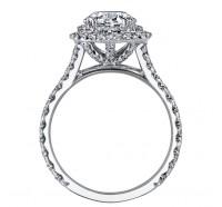 Red Carpet  Gen7774 Engagement Ring