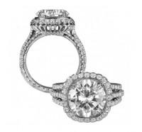Jack Kelege  KGR1025 Engagement Ring
