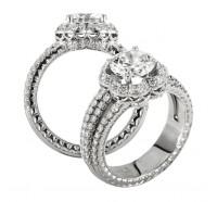 Jack Kelege  KPR536 Engagement Ring