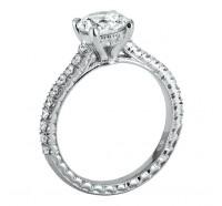 Jack Kelege  KPR555 Engagement Ring