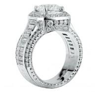 Jack Kelege  KPR561 Engagement Ring