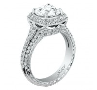 Jack Kelege  KPR621 Engagement Ring