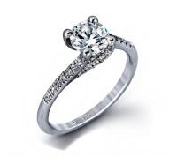 Simon G  CR136 Engagement Ring