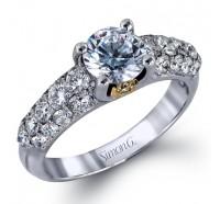 Simon G  DR179 Engagement Ring