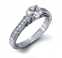 Simon G  DR182 Engagement Ring
