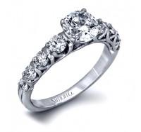 Simon G  DR205 Engagement Ring