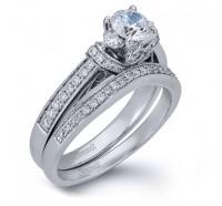 Simon G  DR223 Engagement Ring