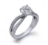 Simon G  DR230 Engagement Ring