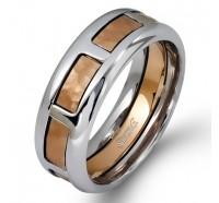 Simon G  LP2180 Men's Wedding Ring