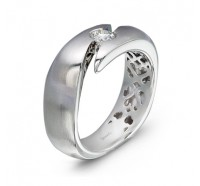 Simon G  MR1570 Men's Wedding Ring