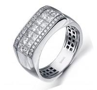 Simon G  MR1650 Men's Wedding Ring
