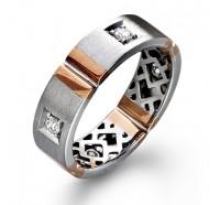 Simon G  MR1774A Men's Wedding Ring