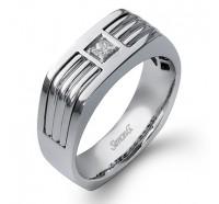 Simon G  MR2083 Men's Wedding Ring
