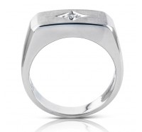 Simon G  MR2309 Men's Wedding Ring