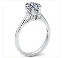 Tacori Simply Tacori 2501RD Engagement Ring