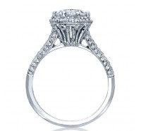 Tacori Simply Tacori 2502RDP Engagement Ring