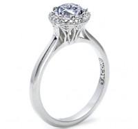 Tacori Simply Tacori 2502RD Engagement Ring
