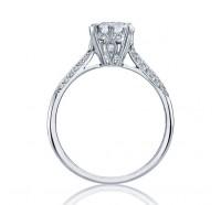 Tacori Simply Tacori 2504EMP Engagement Ring