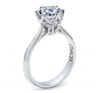 Tacori Simply Tacori 2515RD Engagement Ring