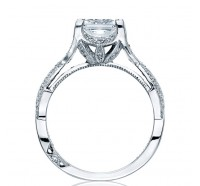 Tacori Ribbon 2565PR Engagement Ring