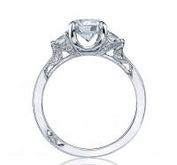 Tacori Simply Tacori 2571RD Engagement Ring