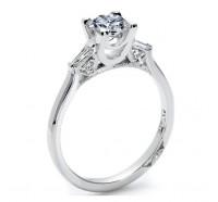 Tacori Simply Tacori 2592RD Engagement Ring