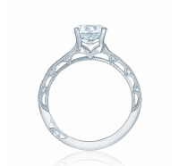 Tacori Reverse Crescent 2617RD Engagement Ring