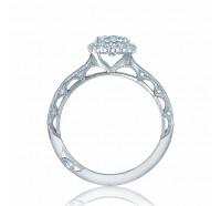 Tacori Reverse Crescent 2618RD Engagement Ring