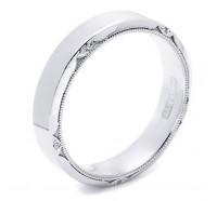 Tacori  655PB Mens Wedding Ring