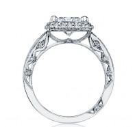 Tacori Blooming Beauties HT2518PR Engagement Ring