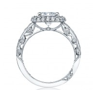 Tacori Blooming Beauties HT2520RD Engagement Ring