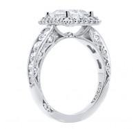 Tacori Blooming Beauties HT2521EC Engagement Ring