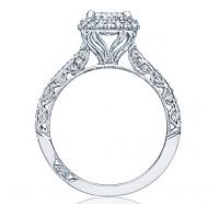 Tacori Blooming Beauties HT2522EC Engagement Ring