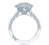 Tacori Blooming Beauties HT2522RD Engagement Ring